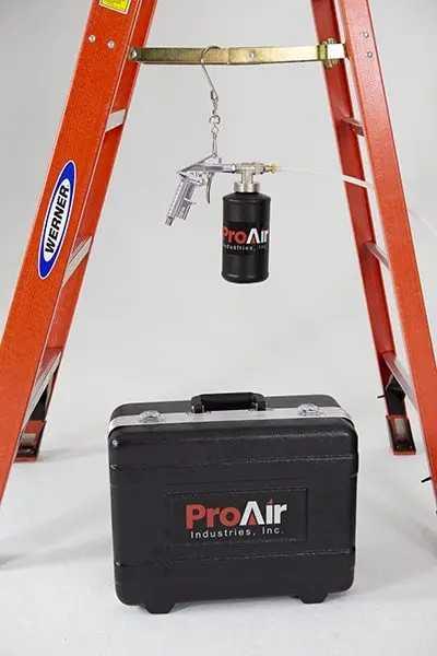 Bio-Clean Duct Sanitizing Sprayer Ladder Hook Low res