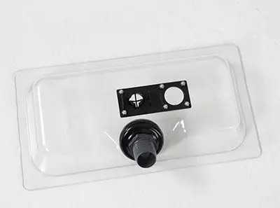 Clear Duct Box Cover (Residential) low res