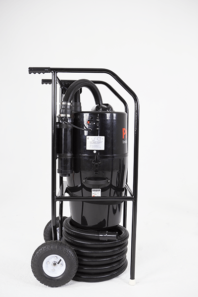 Features and detail of ProAir dual-motor duct vacuum